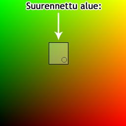 Värikartta: alkuperäinen