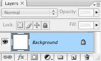 Photoshop CS2: paletit: tasot / Layers